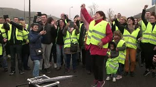 Benzin, Gas, Strom: Wut auf Macron