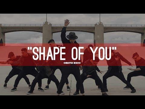 Ed Sheeran - Shape Of You (Marbie Remix) & Dance [Choreography Edit]
