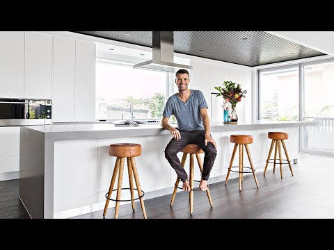 Zanui | At home with Pete Evans | Home Makeover
