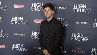 "Chris Burkich ""High Strung"" Los Angeles Premiere"