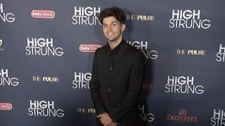 "Chris Burkich ""High Strung"" Los Angeles Premiere"