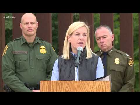 Homeland Security To Hire 10,000 More ICE Agents To Stop Illegal Immigration