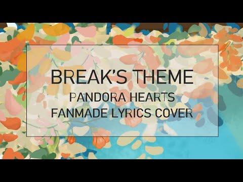[REDO] A Shadow (Break's theme) 【Devon】VOCAL cover (Pandora Hearts OST   Original lyrics)