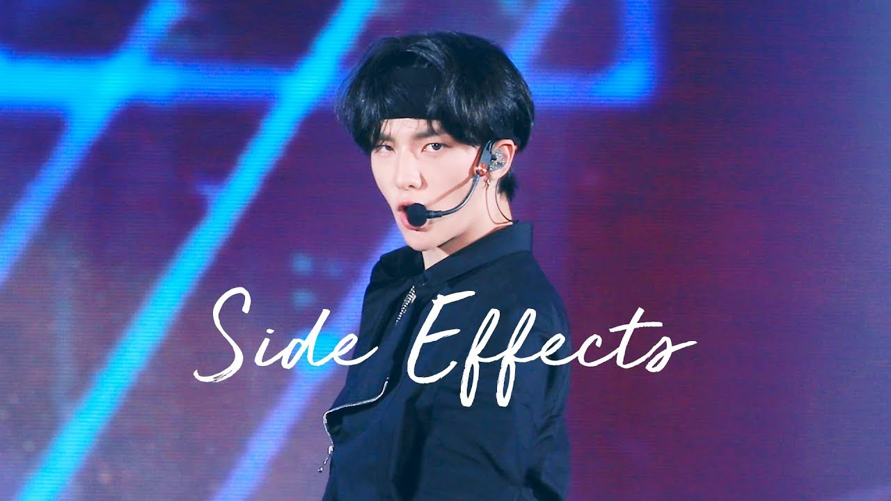 [4K] 190822 '부작용(Side Effects)' StrayKids 현진 Hyunjin 직캠
