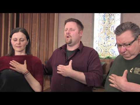 Hold Us: A Worship Jam Sacred Circle Dance Tutorial