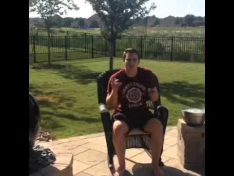 Cameron Deane Stewart  Ice Bucket Challenge