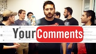 OUR OPINIONS SUCK - Funhaus Comments #3!