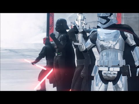 Star Wars Battlefront 2 Heroes Vs Villains 192 Captain Phasma MVP