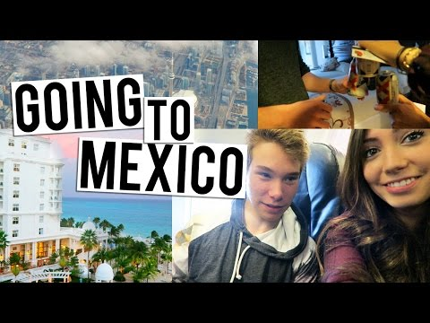 TRAVELLING TO MEXICO | Cancun Day #1