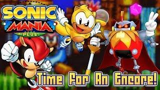 Sonic Mania Plus ENCORE LIVESTREAM PART 2!
