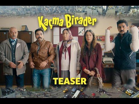 Kaçma Birader | Teaser - Karakol Atatürk Sahnesi