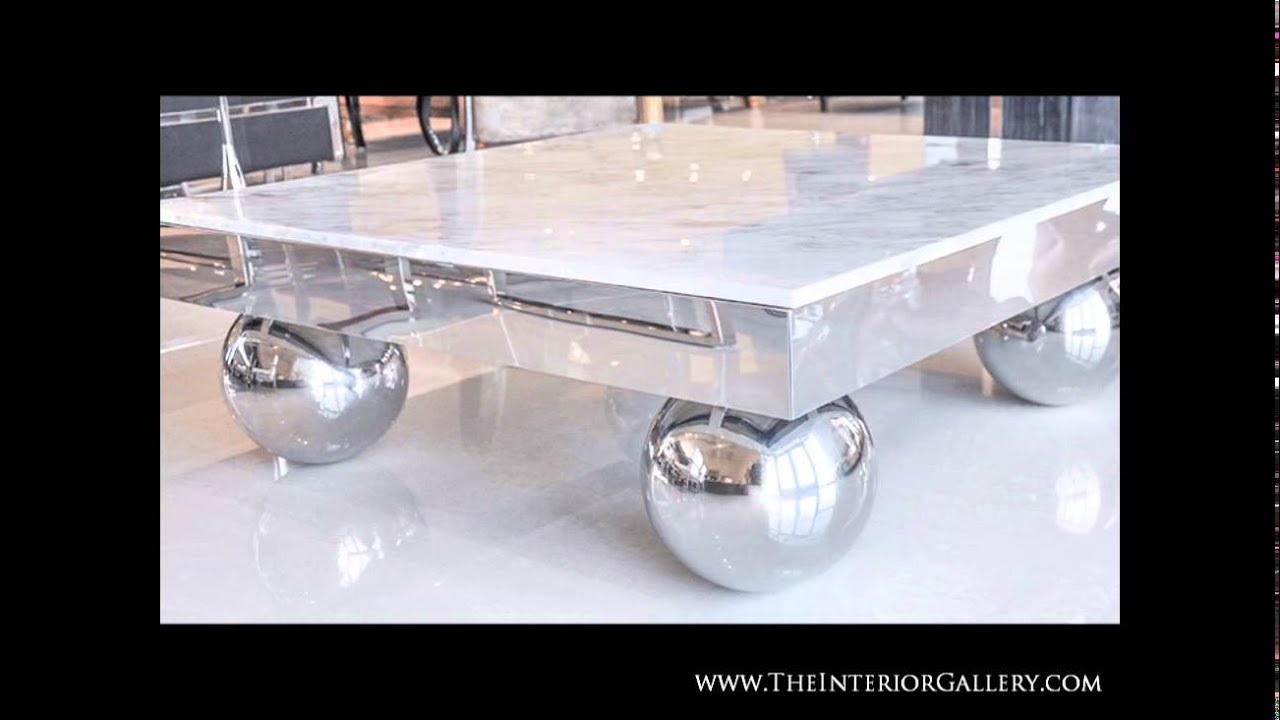 Modern Marble Coffee Table Modern Marble Coffee Table Volakas Lombardia Youtube