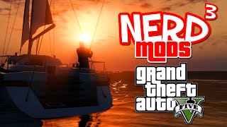 Nerd³ Mods... GTA V - Gone Fishin