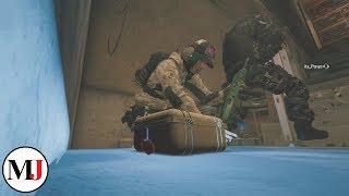Tactical Fuze Defense! - Rainbow Six Siege