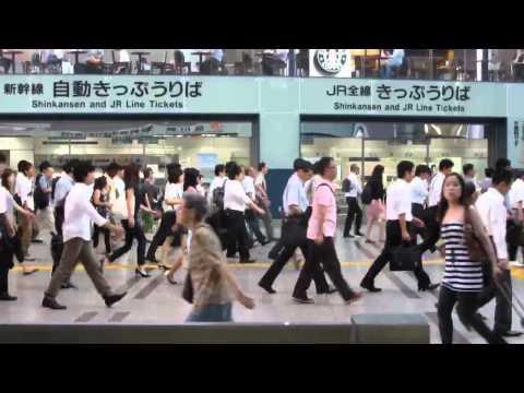 De Tokio a Kioto en Shinkansen