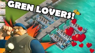 FOR ALL YOU GRENADIER LOVERS! | Boom Beach