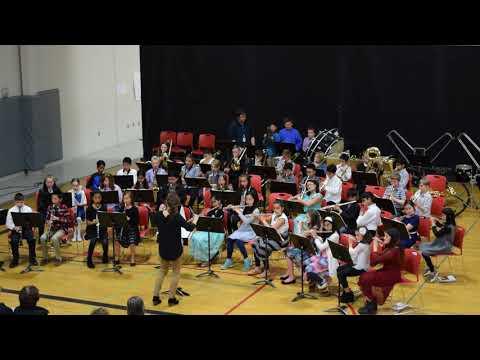 Redmond Elementary Schools - 2nd Year Adv. Band (SCHOOL SPIRIT)