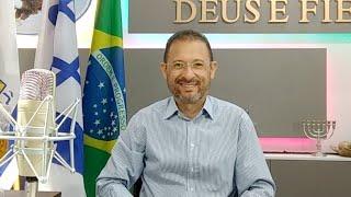 """""""DEUS LHE DARÁ FORÇAS E CORAGEM,CONTRA TODOS OS INIMIGOS"""".Com o Profeta Marcelo Gomes."""