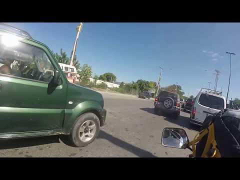 Port au Prince Haiti, how safe? crazy bike tour......