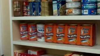 """Kitchen """"pantry"""" Food Storage"""