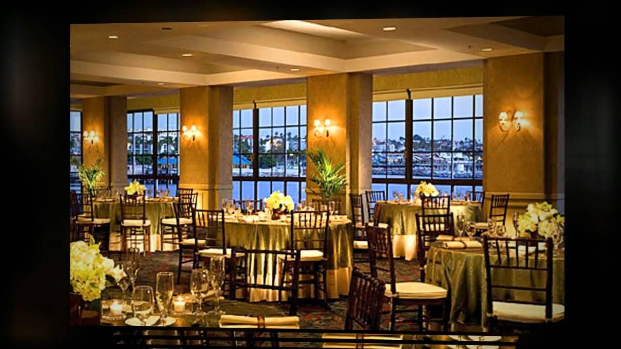 California Weddings Portofino Hotel Yacht Club