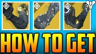 Destiny 2- HOW TO GET 3 EASY EXOTICS - Aeon Swift / Aeon Soul / Aeon Safe - Curse Of Osiris DLC