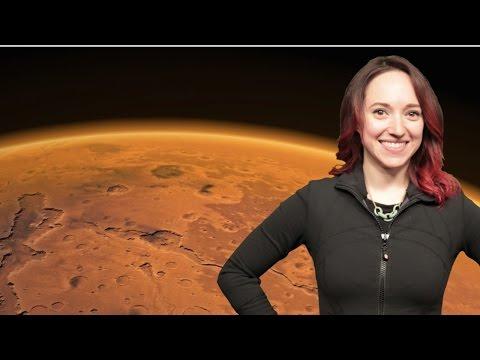 Progressed Mars