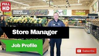 retail store manager job description || descripción de trabajo de gerente de tienda minorista