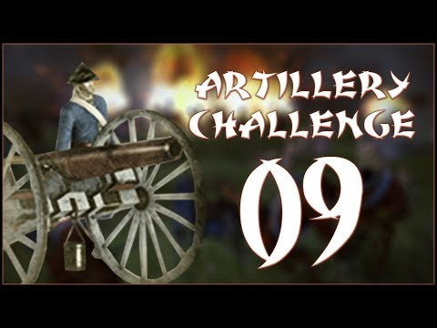 INVADING SHIKOKU - Saga (Challenge: Artillery Only) - Fall of the Samurai - Ep.09!