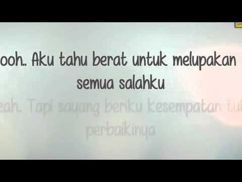 Ella Feat Anji   Risalah Hati  Video Lirik