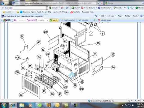 hayward millivoit pool and spa heater 2 mp4 hayward millivoit pool and spa heater 2 mp4
