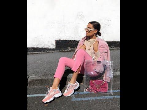 Кроссовки. Модные тренды 2019-2020 -Sneakers. Fashion Trends 2010-2020