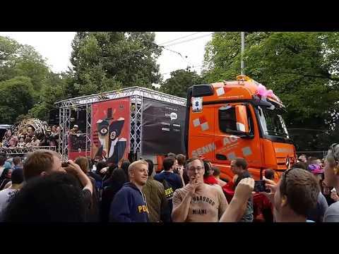 Street Parade 2017 -  Zürich
