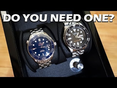 Do you need a Watch Winder? Automatic Winder Review & Discussion - Perth WAtch #63
