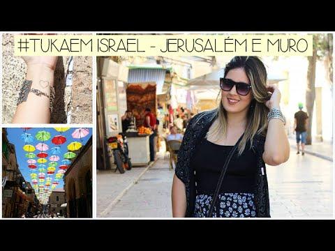 VLOG - Jerusalém: Muro das Lamentações e cidade velha (5º dia em Israel) ♡