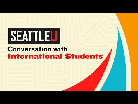 Seattle University International Students