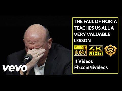 HOW Did Nokia Fall? [Finalé].