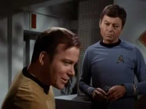 "Star Trek - ""All I ask is a tall ship"""