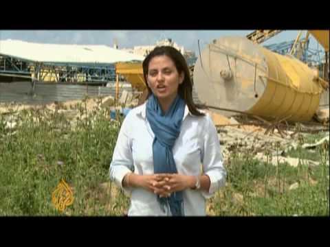 Unemployed in Gaza - 11 Apr 09