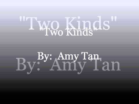 """Two Kinds"" by Amy Tan Part 1"