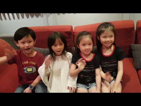 Namewee黃明志【PIGGY PIGGY】by kids!