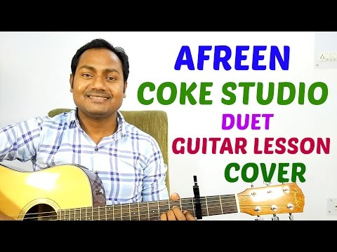 Thumbnail: Afreen | Duet | Coke Studio | Easy Guitar Lesson | Cover | Mayoor