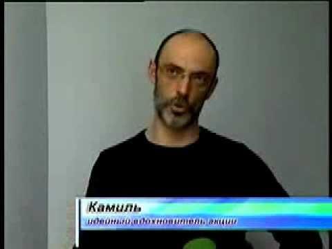 Vesti TV  Silence performance of Odessa Museum