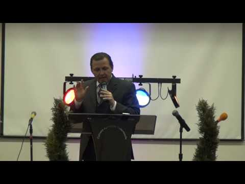 Rev Jimmy Toney Youth Rally Part 2