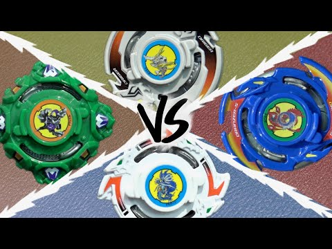 Which Is The BEST Original Beyblade? - MARATHON BATTLE Plastic Generation Beyblade Burst REMAKE