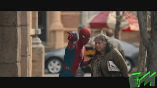 Клип:Человек Паук Возвращение Домой