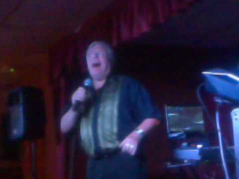 TONY JONES LIVE AT SEDGLEY WORKING MENS CLUB