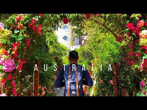 AUSTRALIA! 4K | IPHONE XS MAX | DJI OSMO MOBILE | FILMIC PRO
