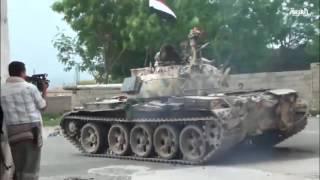 الجيش الوطني اليمني يتقدم بتعز ويعزز بصعدة