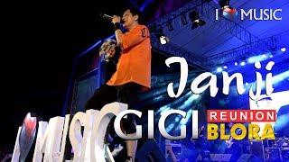 GIGI - Janji (OFFICIAL BLORA ROCK N LOVE 2)